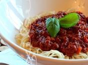 ~Sauce spaghetti piquante bien garnie~
