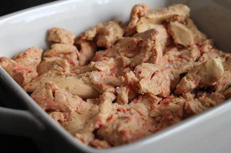 Foie gras ultra fondant au cuit-vapeur