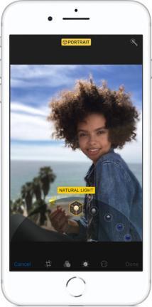 Utiliser le mode Portrait sur votre iPhone