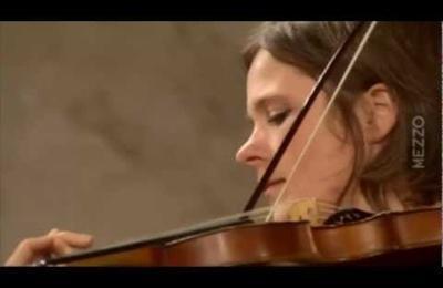 Ciaconna en do majeur pour violon et basse continue