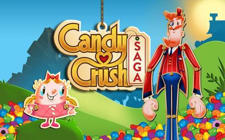 Candy Crush Saga célèbre son cinquième anniversaire