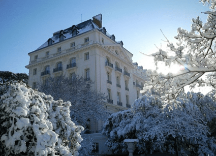 NOËL KIDS FRIENDLY AU TRIANON PALACE VERSAILLES