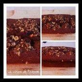 Cake poire noisette veggie au thermomix ou sans - La cuisine de poupoule