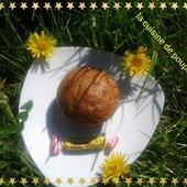 Muffin aux carambar au thermomix ou Kitchenaid - La cuisine de poupoule