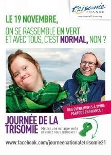 Journée de la Trisomie dans la Manche : Cassons les préjugés le 19 novembre !