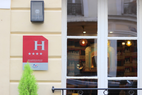 Paris City Guide : l'hôtel Sacha by Happy Culture