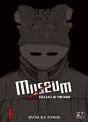 Museum – Killing in the Rain, Tome 3/3
