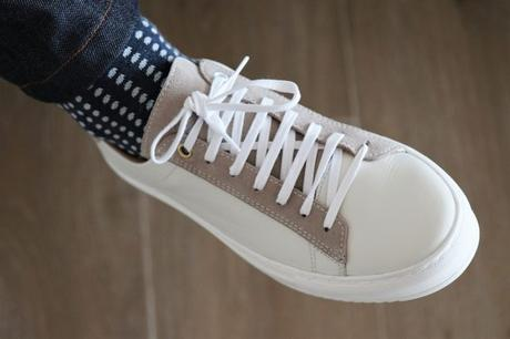 Chaussures JUCH modèle Taranta Blanc Ivoire