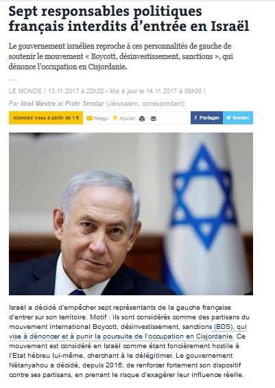 Droits humains : #Israël s'extrémise encore un peu plus…