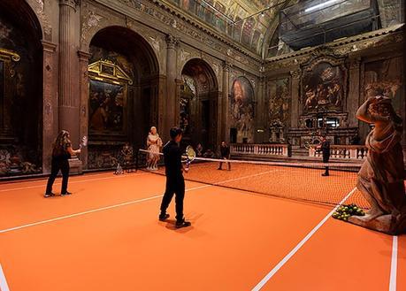Le Top 10 des courts de tennis les plus insolites