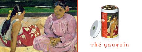 [Concours] Une boîte de thé Gauguin de Palais des thés à gagner !