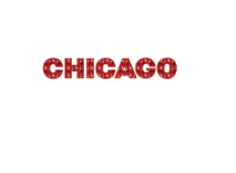 CHICAGO à l'affiche de Mogador, la saison prochaine !