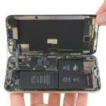 ifixit demontage iphone x batterie 150x150 - iPhone X : son démontage par iFixit révèle la double batterie en L