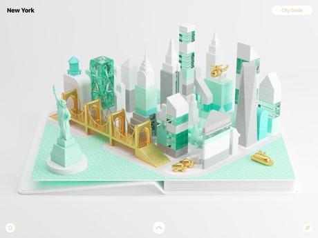 App du jour : AirPano City Book (iPhone & iPad)