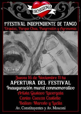 Le premier festival de tango indépendant sur quatre quartiers [à l'affiche]