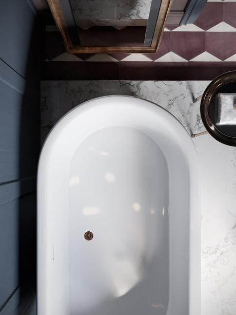 La plus chic des salles de bains