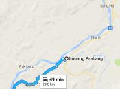 Kuang Falls chutes d'eau plus magiques j'ai voir (Laos)