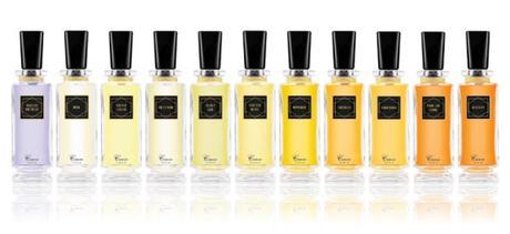 Sortie de la Collection Privée Caron, en hommage aux parfumeurs de la Maison