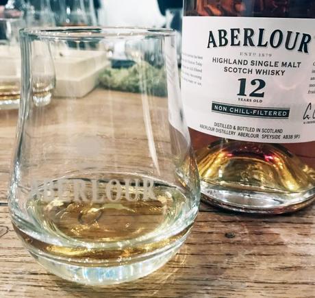 L'Aberlour 12 ans Non Chill-Filtered idéal à offrir @gentilgourmet
