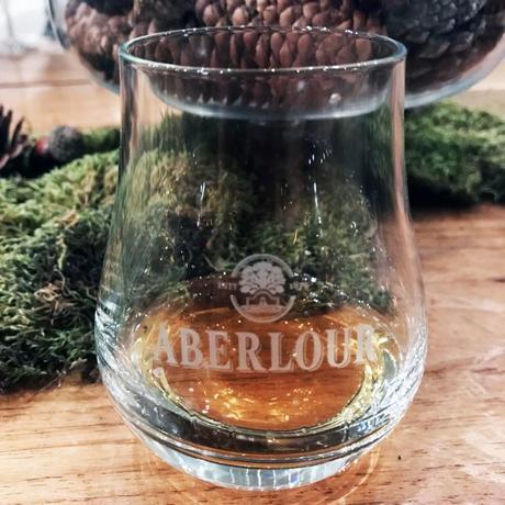 Verre Aberlour, idéal pour la dégustation - @gentilgourmet