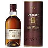 Aberlour 12 ans d'âge Double Cask Matured scotch single malt whisky 70 cl