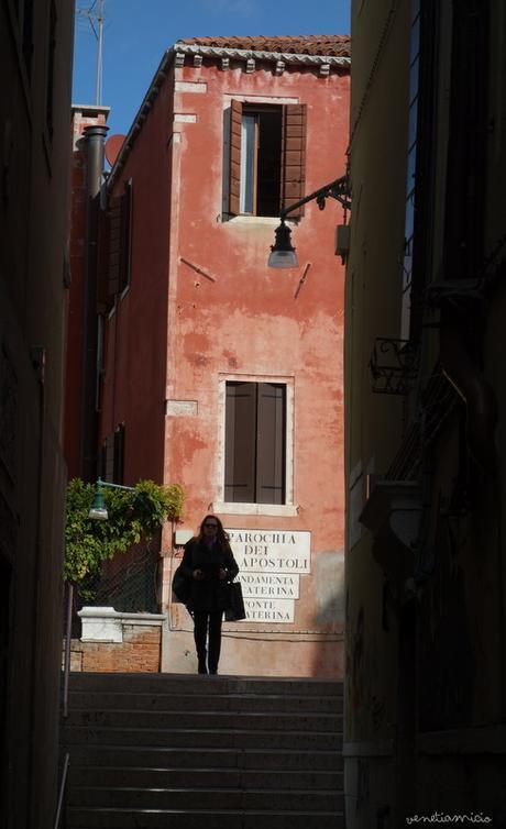 Promenade matinale dans Cannaregio