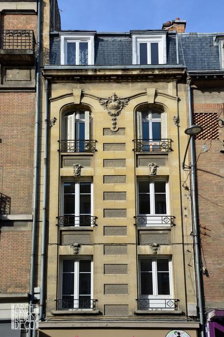 20 rue de l'Arbalète