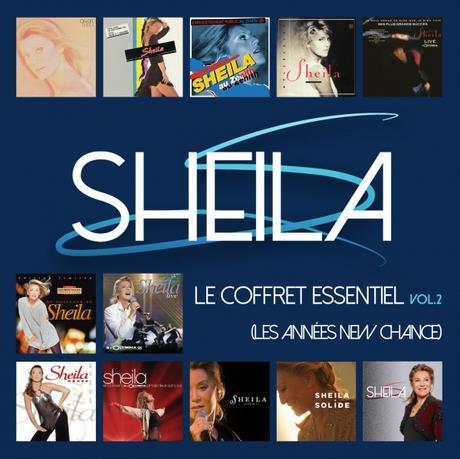 Sheila vous donne rendez-vous!