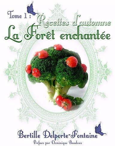 Conte culinaire de la Fée Myrtille : Tome 1