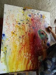 Une journée art intuitif et peinture gestuelle à Essaouira