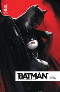 BATMAN REBIRTH TOME 2 : MON NOM EST SUICIDE