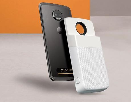 Motorola transforme votre téléphone en appareil photo Polaroid