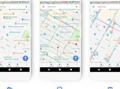 Google Maps s'apprête faire peau neuve votre smartphone