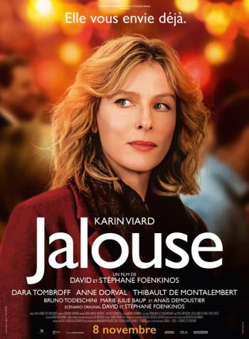 J'ai vu Jalouse de David & Stéphane Foenkinos