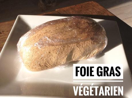 Faux gras ou foie gras végétarien