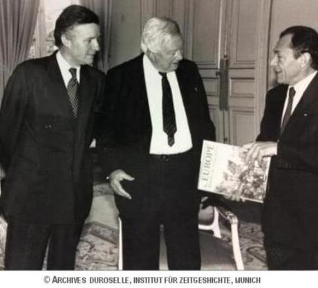 Jean-Baptiste Duroselle, l'expert en peuples européens