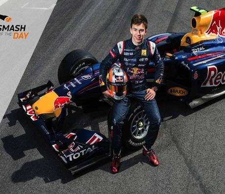 Pierre Gasly a gagné son volant de F1 pour 2018