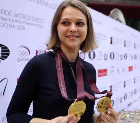 La joueuse ukrainienne Anna Muzychuk a déclaré ne pas vouloir jouer à Riyad