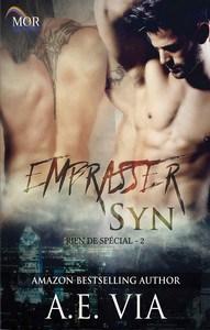 A.E. Via / Rien de spécial, tome 2 : Embrasser Syn