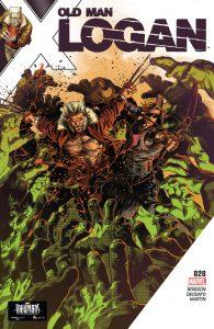 Old Man Logan #28 - 30