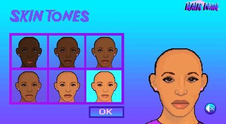 Irritée qu'on lui touche les cheveux sans arrêt, elle crée un jeu vidéo 8 bits