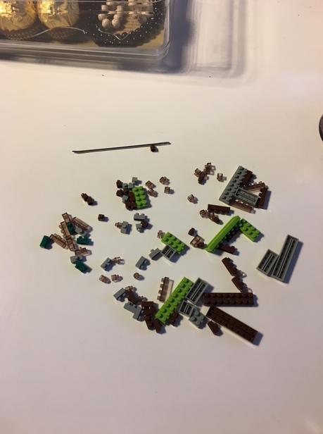 Nanoblock, idée cadeau Noël géniale pour les grands enfants qui aimaient les Lego