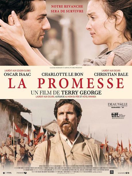 LA PROMESSE - CHARLOTTE LE BON - OSCAR ISAAC