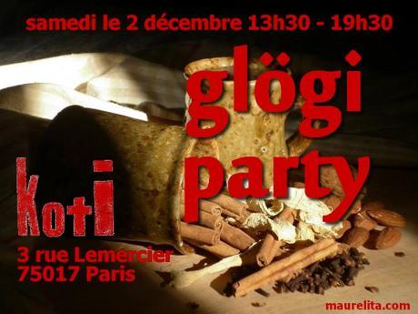 Koti-glogi-party