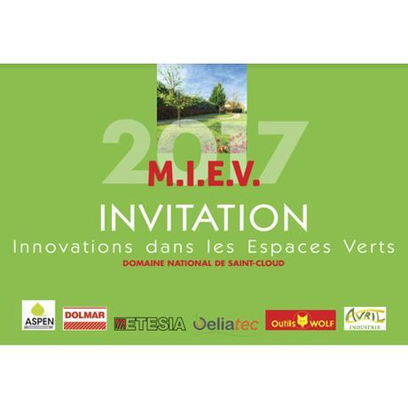 GROUPE CONQUEST- M.I.E.V. 2017 : Ultime RDV de l'année pour les Matinées de l'Innovation dans les Espaces Verts, le 30 novembre 2017, avec Aspen, Avril, Dolmar, Etesia, Oeliatec et Outils Wolf au Domaine National de Saint-Cloud (Paris)