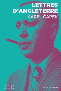 Karel Capek en Angleterre