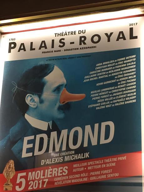 Edmond, un pic, un roc, un cap, que dis-je ! une péninsule !