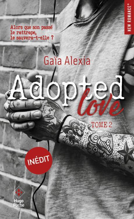 Adopted Love, tome 2, Gaïa Alexia