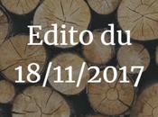 Édito 18/11/2017