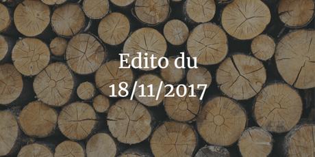 Édito du 18/11/2017